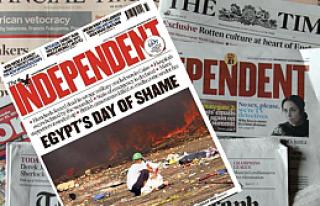 İngiliz medyasının gündemi Mısır'daki katliam