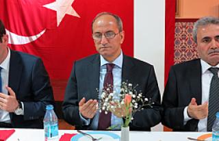 İngiltere Türk Diyanet Vakfı'nda iftar programı