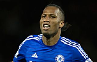 En iyi Afrikalı futbolcu Drogba