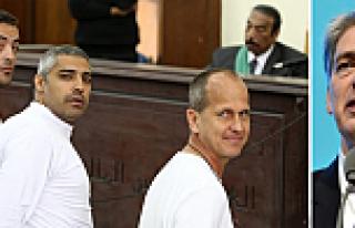 İngiltere'den Mısır hükümetine 'gazetecileri...