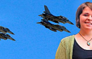 IŞİD operasyonunda Ürdün uçakları ABD'li yardım...