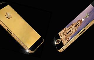 İşte Dünyanın en pahalı iPhone'u