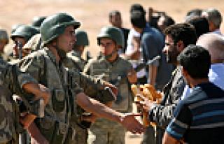 İşte son üç günde Suriye'den gelenlerin sayısı