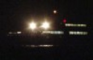 Kaçırılan gemi Silivri'de