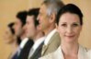 Kadın şirket yöneticisi rekor düzeyde
