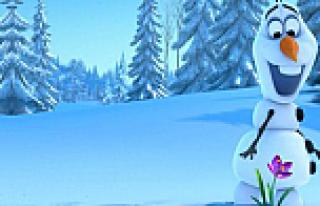 Kardan Adam uzay yolculuğuna hazırlanıyor!