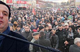 Kosova'da muhalefeti sokağa döken suçlama!