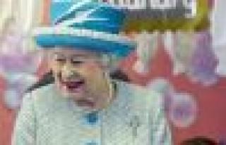 Kraliçe II. Elizabeth'in tahtta 60'ıncı yılı