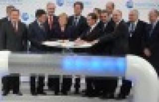 Kuzey Akım'dan ilk Rus doğalgazı Avrupa'da