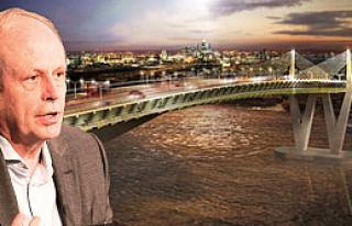 Londra için yeni bir köprü projesi
