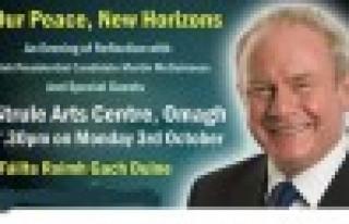 Martin McGuinnes: IRA'nın masum insanları öldürmesi...