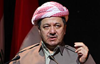 Mesud Barzani PKK'yı hain ilan etti