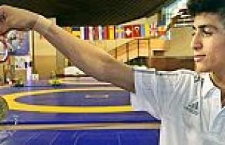 Milli sporcumuz Avrupa şampiyonu