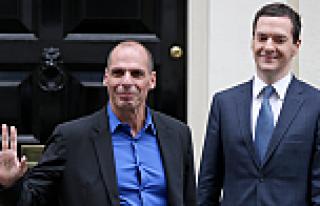 Osborne'den Yunan Mevkidaşına 'sorumluluk' çağrısı
