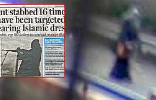 Peçe cinayeti terör endişelerini artırdı!