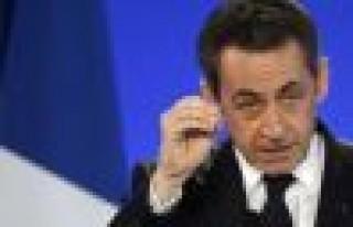 Sarkozy'den Başbakan Erdoğan'a Mektup