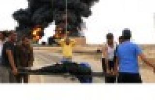 Sirte'de patlama: 50'den fazla ölü