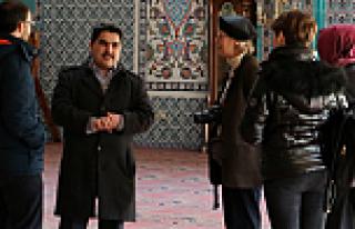 Süleymaniye kapılarını ikinci kez yabancılara...