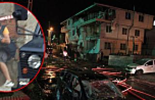 Sultanbeyli'deki polis merkezine bombalı saldırı