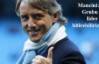 Tarihi galibiyet Mancini'yi rahatlattı