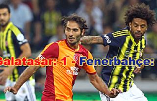 TFF Süper Kupa'nın sahibi Galatasaray oldu