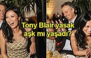 Tony Blair'in şok eden fotoğrafları!...