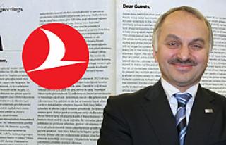 Türk Hava Yolları'nın yeni hedefi uzaya sefer