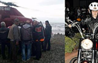 Ünlü aktör kaza geçirdi, ambülans helikopterle...