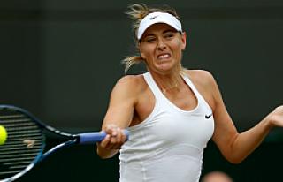 Wimbledon'da, Maria Sharapova üçüncü turda