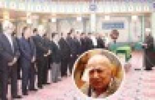 Yazar Cengiz Dağcı'ya Londra'da son görev