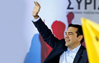 Yunanistan'da Aleksis Çipras devrimi!