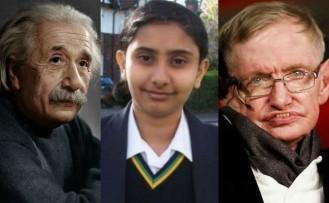 Dünyanın en zeki insanı 12 yaşında bir kız