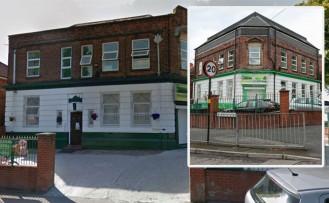 İngiltere'de iki camiye saldırı