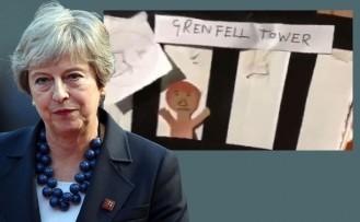 İngiltere'yi Sarsan Yangınla Alay Eden Video Başbakanı Çileden Çıkardı