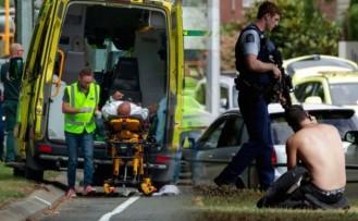 Yeni Zelanda'daki cami saldırıları birçok ülke tarafından kınandı