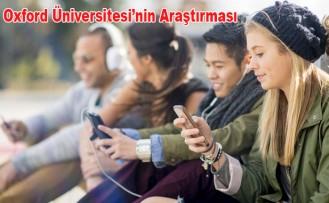 Sosyal medya gençlerin mutluluğunu etkiliyor mu?