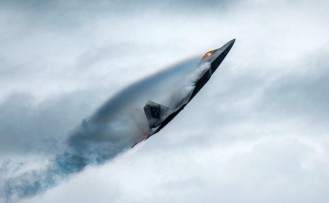 Almanya'da ABD savaş uçağı düştü