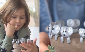 6 yaşındaki çocuk, Avustralya yangınları için yaklaşık 100 bin dolar topladı