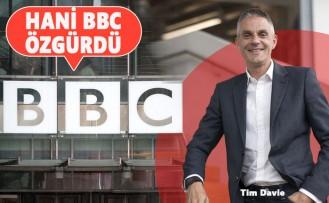 BBC Çalışanlarına Sosyal Medya Yasağı