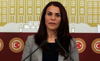 HDP'li Besime Konca'nın milletvekilliği düşürüldü