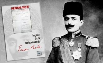 Kenan Aksu'nun 'Enver Paşa' kitabı çıktı!