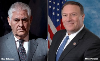 Trump, Tillerson'u kovdu yerine Pompeo'yu getirdi