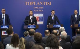 'Türkiye, AB'ye üyelik doğrultusunda çalışmalarına devam edecek'