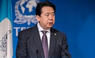 """Çinli Interpol eski başkanına """"Çin usulü"""" soruşturma"""