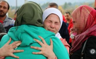 Sınırda Anne - Kızın Ağlatan Kavuşması