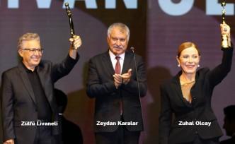 Altın Koza Film Ödülleri Sahibini Buldu