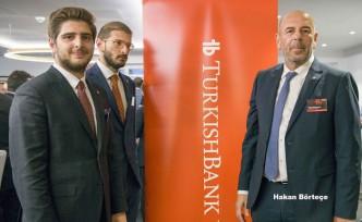 Turkish Bank, Londra'da Finans Dünyasını Buluşturdu