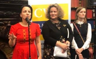 İngiltere'de kadınların hukuk mesleğindeki 100. yılı kutlamaları sürüyor