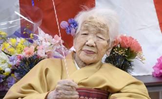 Dünyanın en yaşlı insanına doğum günü