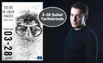Murat Pulat'ın 'Katıların Sıvı İçerisindeki Halleri' Strazburg'da Sergilenecek